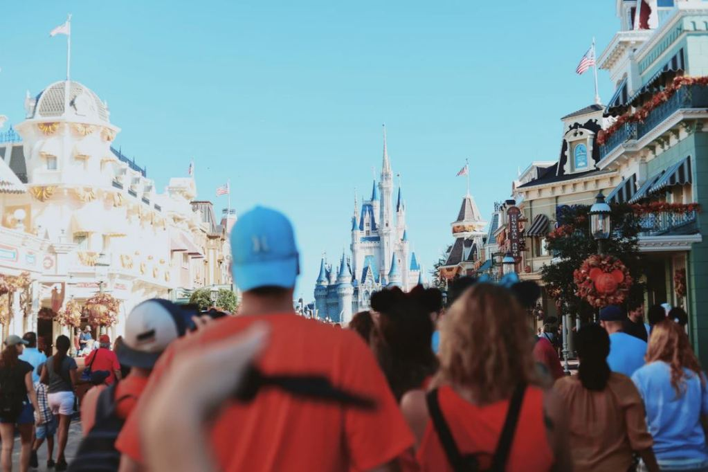 Time At Disney World