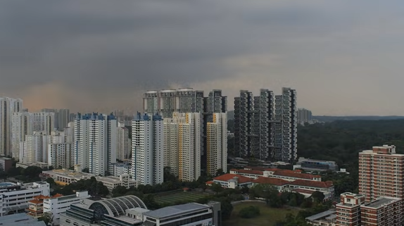 The Rise And Fall Of The Singapore Landscape