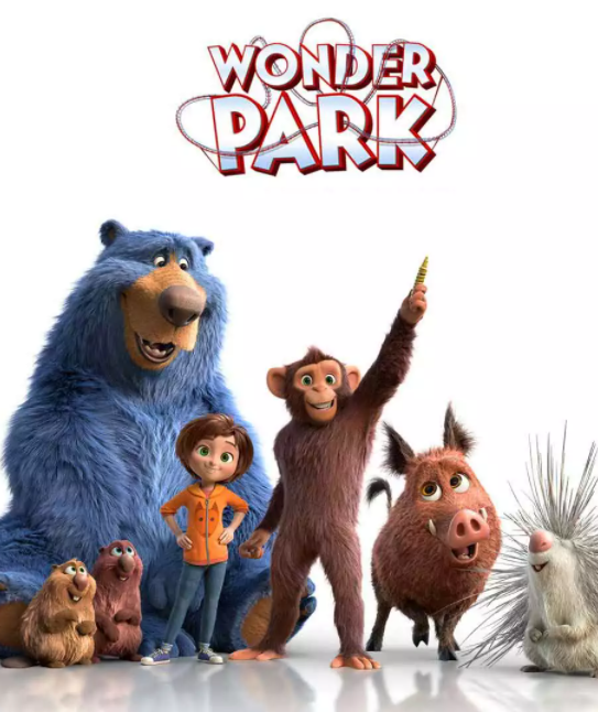 Wonder Park Pi Song (Watch It Stick In Your Head)