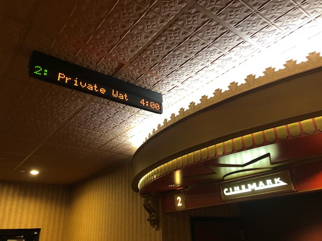 Rent Out The Entire Theater