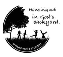 """In God's Backyard"" Logo"