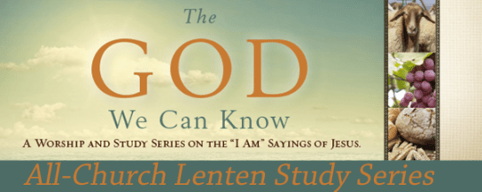 Lenten Sermon and Study Series