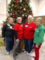 Wrapping Up Sterling UMC's Operation Christmas Child 2017