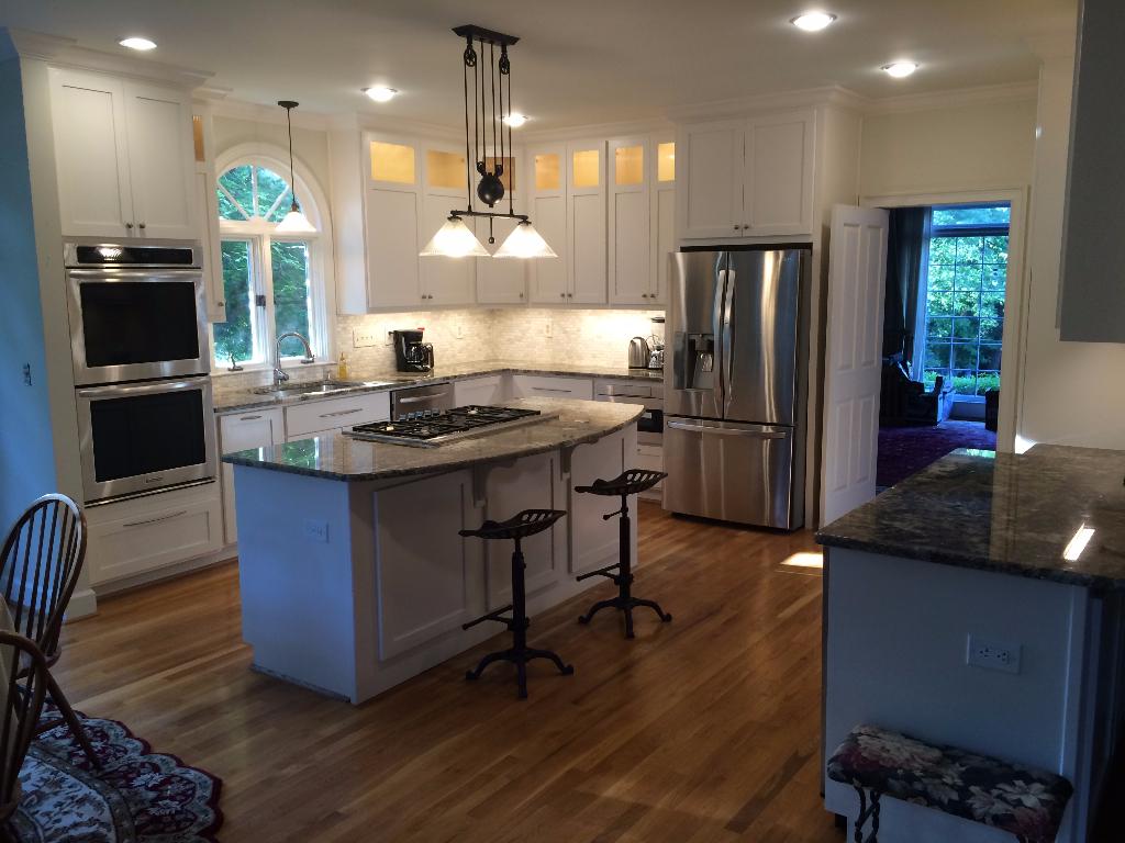 Sterling Works Does Bathroom and Kitchen Remodeling for Atlanta Homes