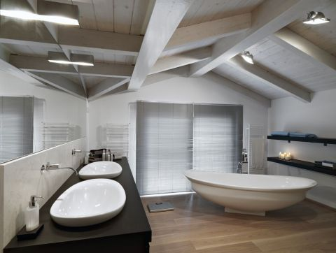 For Your Atlanta Bathroom Remodel: Heated Racks, Tubs, Toilet Seats