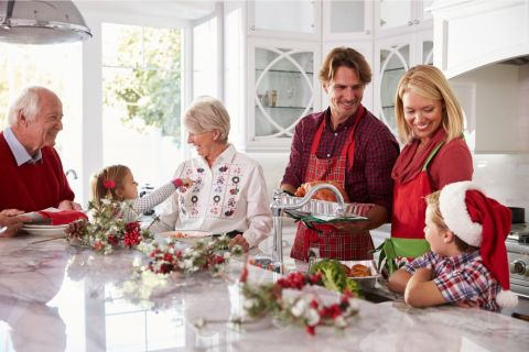 Prepare Your Atlanta Home for Christmas with a Kitchen Remodeling