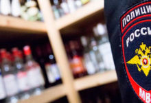 The results of the raid on the illegal sale of alcohol in Sterlitamak