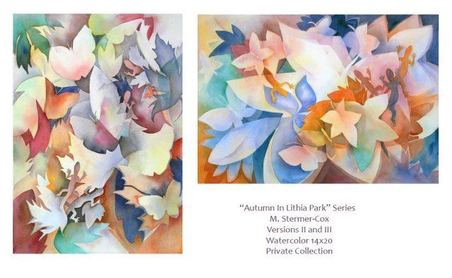 What Inspires: Autumn In Lithia Park