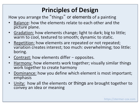 Simplify: Design Principles