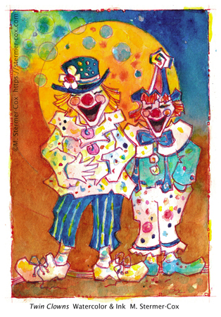 Clown: Twins