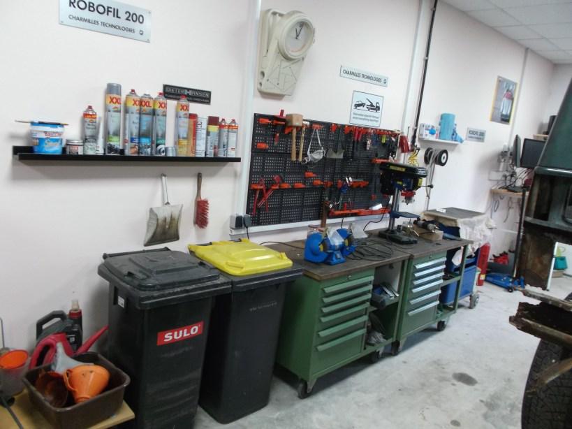 Oldtimer Werkstatt