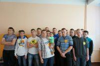 Warsztaty dla uczniów ZS w Radzyminie