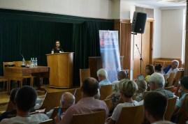 Wystąpienie podczas manifestacji Stop Deprawacji w Edukacji 2