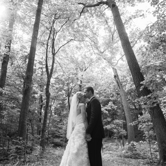 woods, black and white, wedding photography, duluth wedding photographer