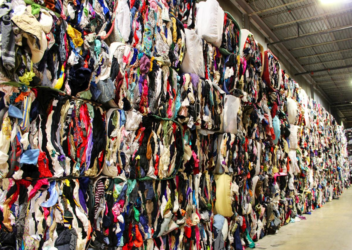 Developing Countries Don't Want Your Clothes - THE STERN OPPORTUNITY