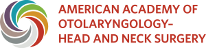 Logo for the American Academy of Otolaryngology- Head and Neck Surgery