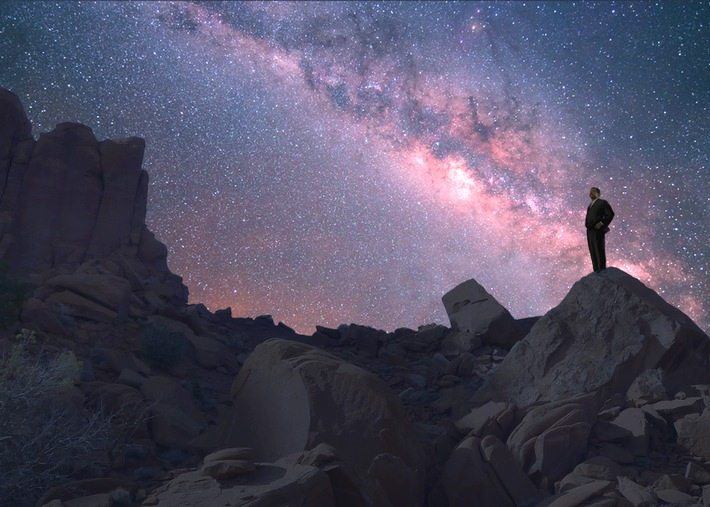 Entfernungsbestimmung im Weltall