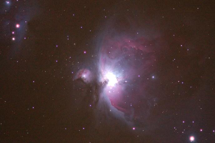 Emissionsnebel Messier 42