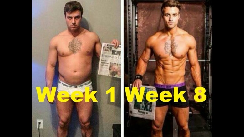 8 Weeks 750mg Testosterone Only Cycle results