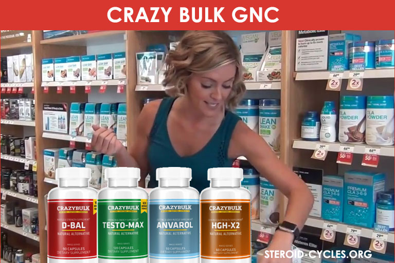Crazy Bulk GNC – Looters' Scheme or Real Place To Buy Legal Steroids?