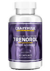Trenorol Review from CrazyBulk