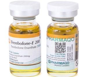 Trenbolone e 200mg by Pharmaqo Labs