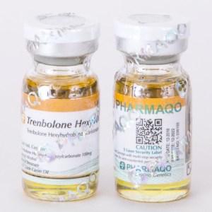 Tren Hexy 100mg by Pharmaqo Labs