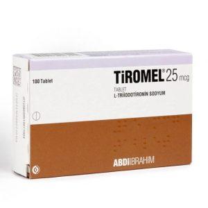 Buy Tiromel T3 25mg
