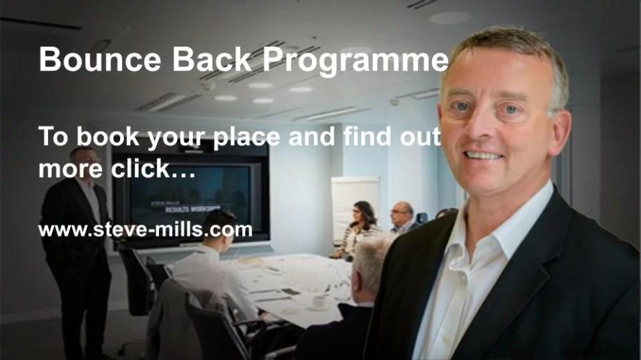 Bounce Back Programme