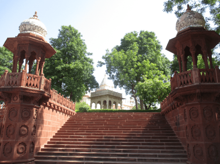 Tombs of the Maharajahs