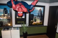 """""""Spider-Man, Hero or Menace? Exclusive Daily Bugle Photos""""."""
