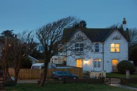 Our holiday house at Freshwater Bay, Isle of Wight