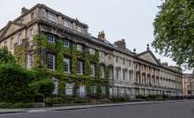 Beautiful street in Bath