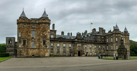 Palace Holyroodhouse