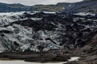 Sólheimajökull - Glacial Tongue