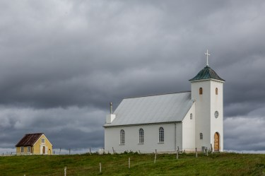 Flatey Island Church