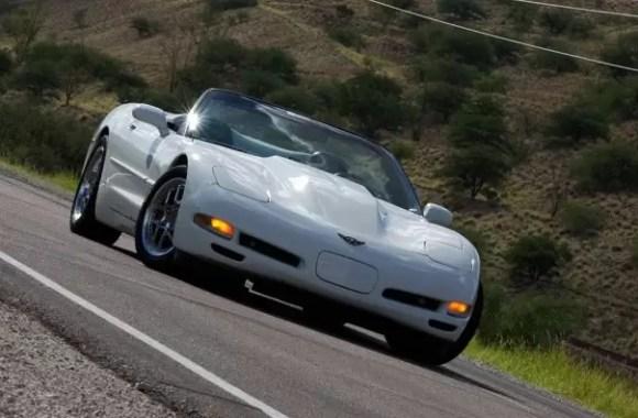 My 1999 Corvette