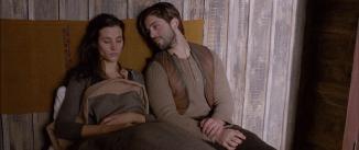 Josh Peck and Elisa Lasowski in The Timber