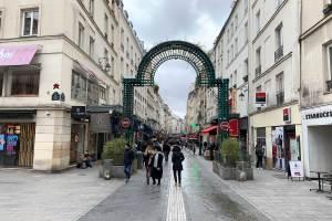 Paris – Rue Montorgueil