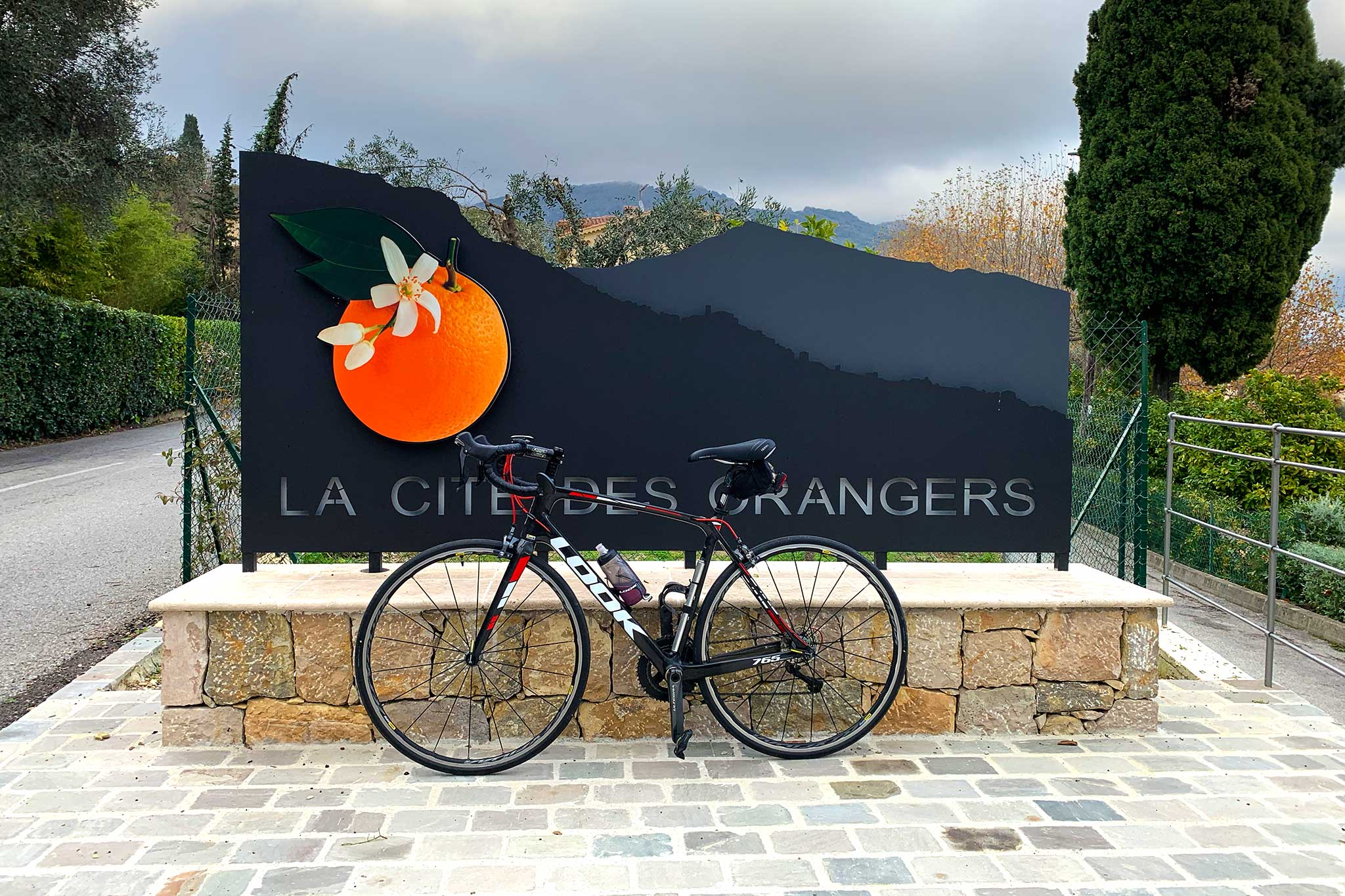 88 More Villages By Bike Steve And Carole In Vence