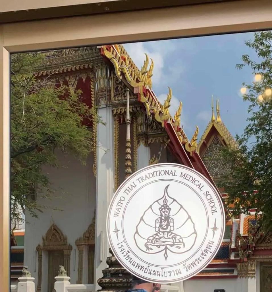 Traditional Thai Massage at Wat Pho