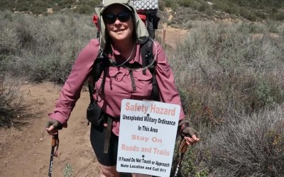 PCT: Day 4