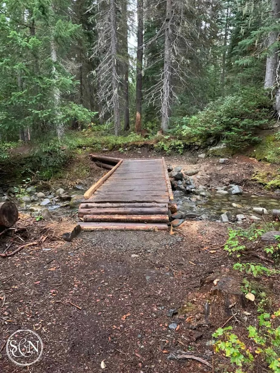 Trail Bridge