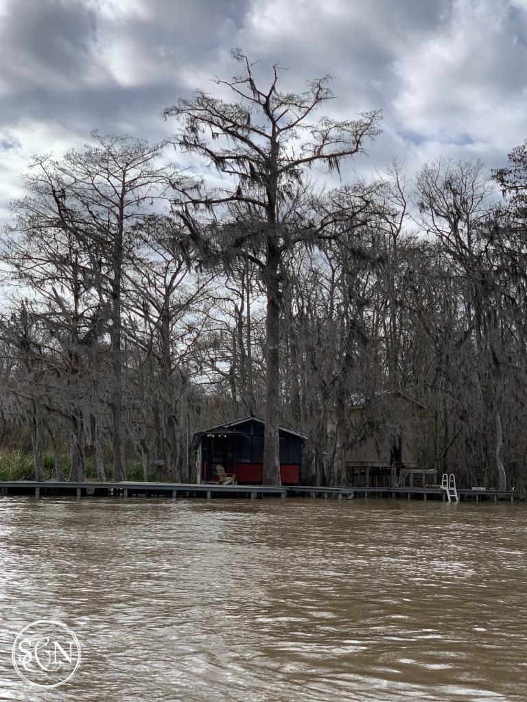Fishing Cabin along Pearl River