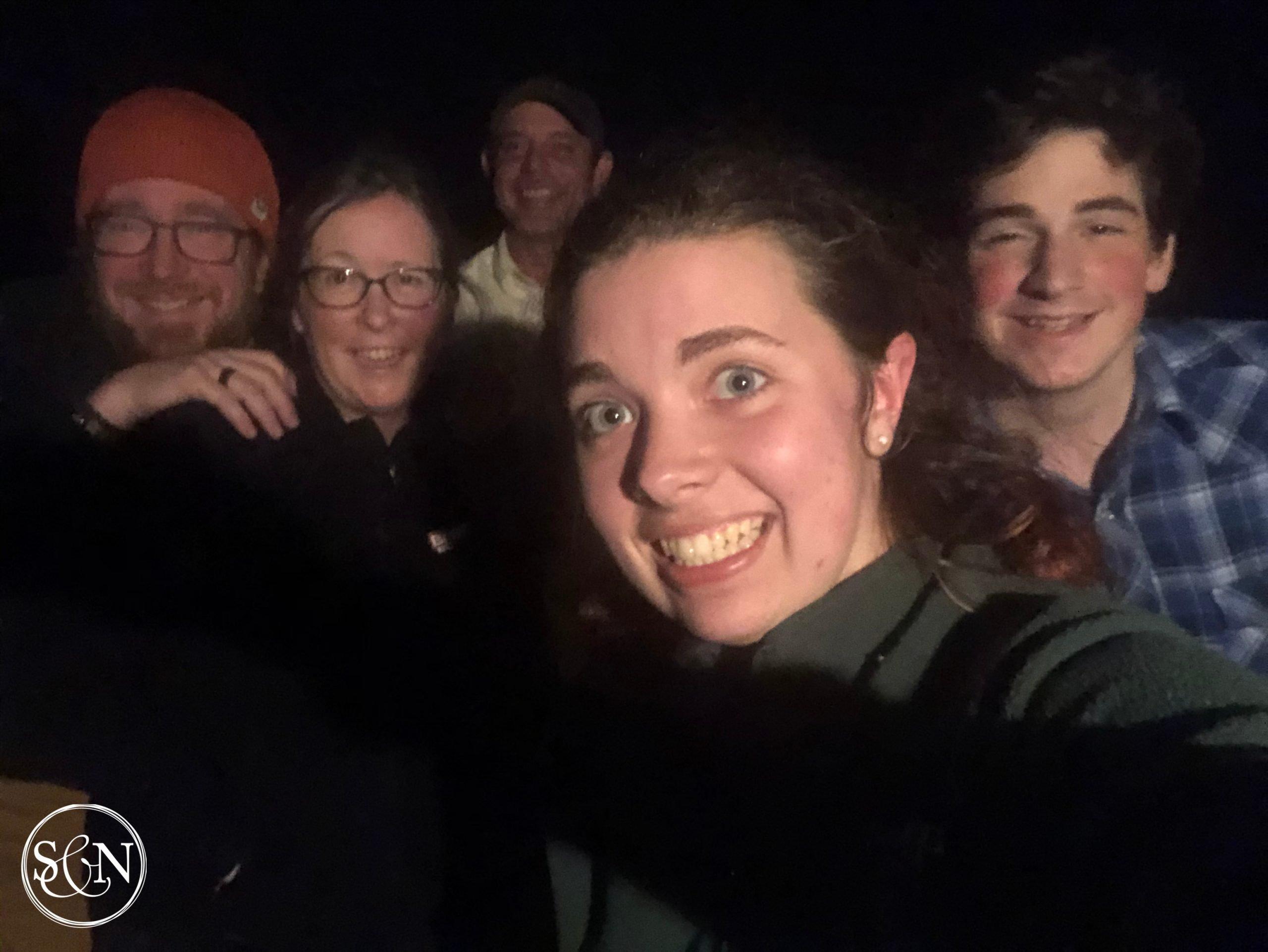 Crawford Landing Campfire Friends