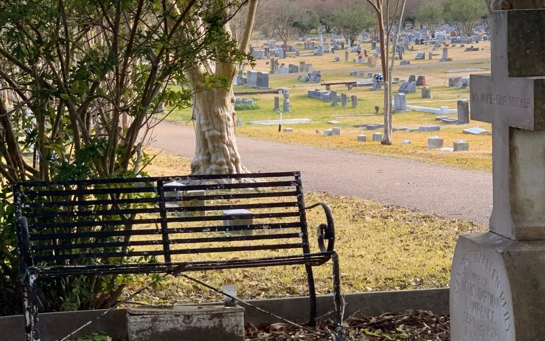 Cemetery Visits: Coolest ones in the South!