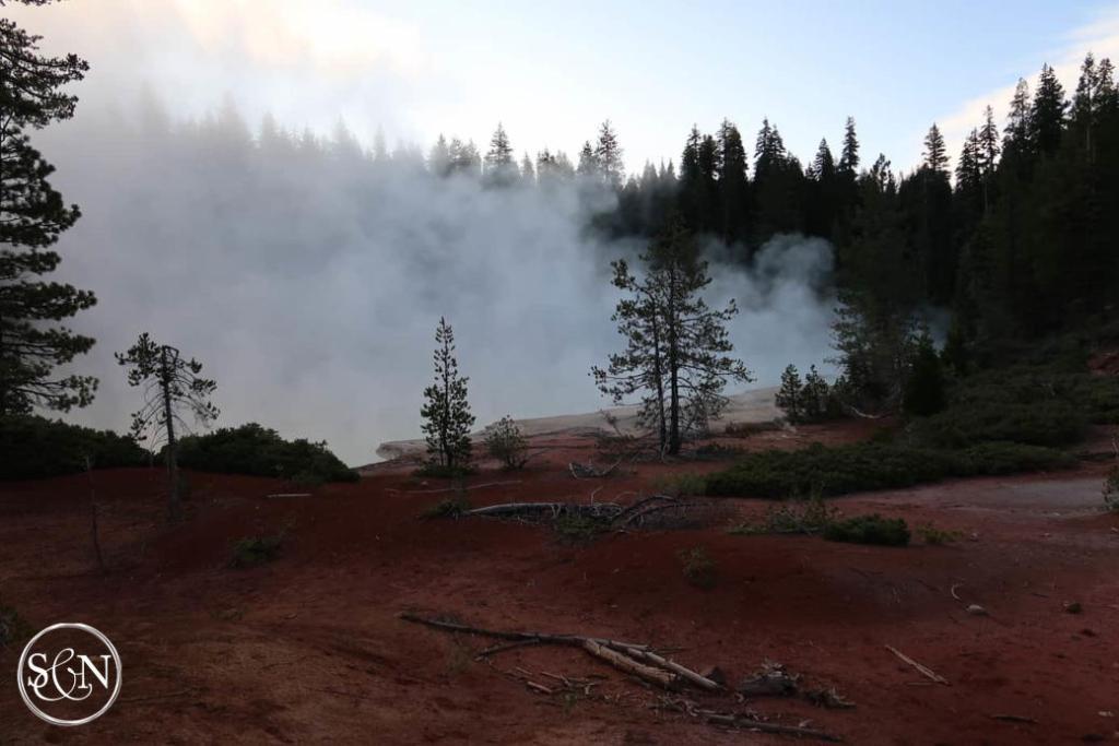 PCT Boiling Lake
