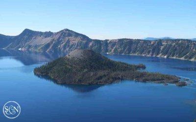 PCT: Day 127: Crater Lake