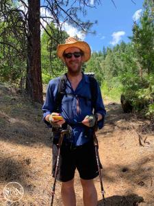 My favorite PCT hiker