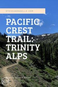 PCT Trinity Alps